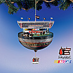Dale Earnhardt NASCAR Racecar Christmas Ornament: The Intimidator