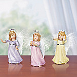 Attitude Collectible Angels Figurine Collection: Set One
