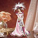 Lena Liu Garden Promenade Victorian Lady Figurine