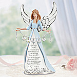 Darling Daughter, I Wish You Collectible Angel Figurine Gift