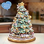 Precious Moments Angels And Holiday Baking-Inspired Collectible Tree: Sweetened With Love