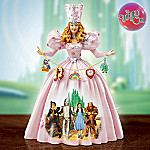 Glinda The Good Witch Figurine: Wizard Of Oz Memorabilia