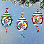 Sounds Of The Season Ornament Set One
