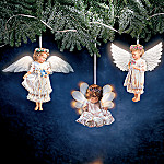 Heaven's Little Angels Ornament Set One