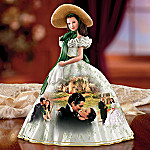 Picnic Dress Gone With The Wind(TM) Figurine