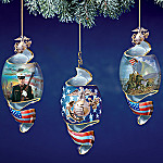 U.S. Marines: Always Faithful Ornaments Set One