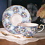 Lena Liu Glory Teacup and Saucer