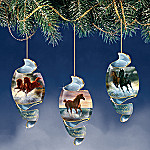 Free As The Wind Ornament Set One