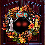 The Munsters Happy Halloween Collectible Wreath