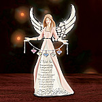 I Wish You Angel Figurine Collectible: Inspirational Angel Gift