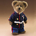Boyds Marine Bearsley Teddy Bear