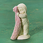 Snowbabies Love Is A Baby Girl Figurine