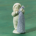 Snowbabies Love Is A Baby Boy Figurine