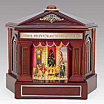 Mr. Christmas Gold Label Collection Nutcracker Suite Music Box