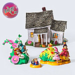 Department 56 Hot Properties! The Wizard Of Oz Were Not In Kansas Anymore Village Set