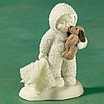 Snowbabies Bedtime Buddies Figurine