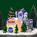 Department 56 I.C. Dreams Igloo 3 Piece Collector Set