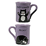 Our Name Is Mud Catffeinated Mug Personalized Gift