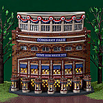 Department 56 Christmas In The City Chicago White Sox Old Comiskey Park Facade