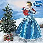 Possible Dreams Collectible Disney Cinderella Christmas Figurine Set