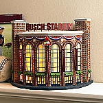 Department 56 Baseball Collectible: New Busch Stadium Memorabilia