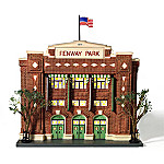 Department 56 Baseball Collectible: Fenway Park Memorabilia