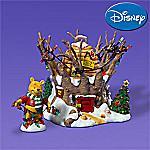 Department 56 Disney Winnie The Pooh Collectible: Almost Ready For Christmas
