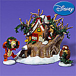 Department 56 Disney Winnie The Pooh Collectible: It Really Looks Like Christmas