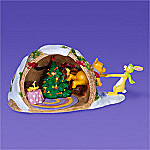 Department 56 Disney Winnie The Pooh Collectible: Help From A Friend