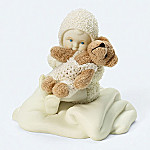 Snowbabies A Hug Will Make It Better Figurine