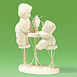 Snowbabies Sweeter When Shared Figurine