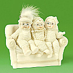 Department 56 Snowbabies Girlfriends Figurine