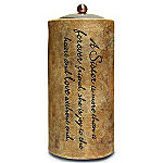 Comfort Candles Inspirational Sister Gift Candleholder
