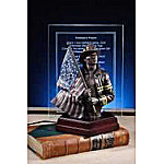 Patriotic Sentinels Firefighter Figurine
