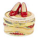 Lenox Ruby Slippers Treasure Box