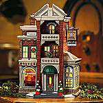 Department 56 Christmas In The City Downtown Radios and Phonographs Christmas Village Building