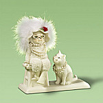 Snowbabies Collectible Girls' Night Out Figurine