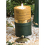 Comfort Candles Warmth & Joy Cylinder Holiday Candle Gift