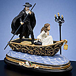 Collectible Phantom Of The Opera Phantom Journey To The Lair Figurine
