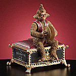 Collectible Phantom Of The Opera Monkey Music Box