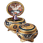 Collectible Anastasia - Alexandra And Nicholas Trinket Box