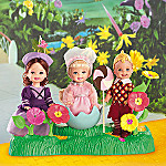 Collectible The Wizard Of Oz Munchkins Kelly Dolls And Tommy Doll Gift Set
