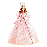 The Wizard Of Oz Glinda The Good Witch Collectible Barbie Doll