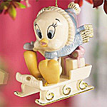 Lenox A Tweety Delivery Collectible Christmas Ornament