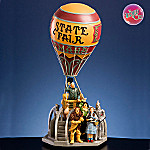 Collectible Wizard Of Oz Omaha State Fair Balloon Musical Figurine