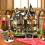 Department 56 Original Snow Village Mayors Mansion Village
