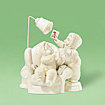 Department 56 Snowbabies I Wonder Where The Time Has Gone Figurine