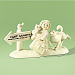 Department 56 Snowbabies Famous For Hugs & Kisses Figurine: Gift for Grandma