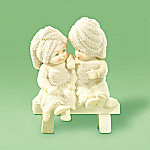 Department 56 Snowbabies Unwinding With The Girls Friendship Figurine