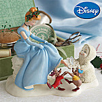 Department 56 Snowbabies Disney Cinderella If The Shoe Fits..Figurine